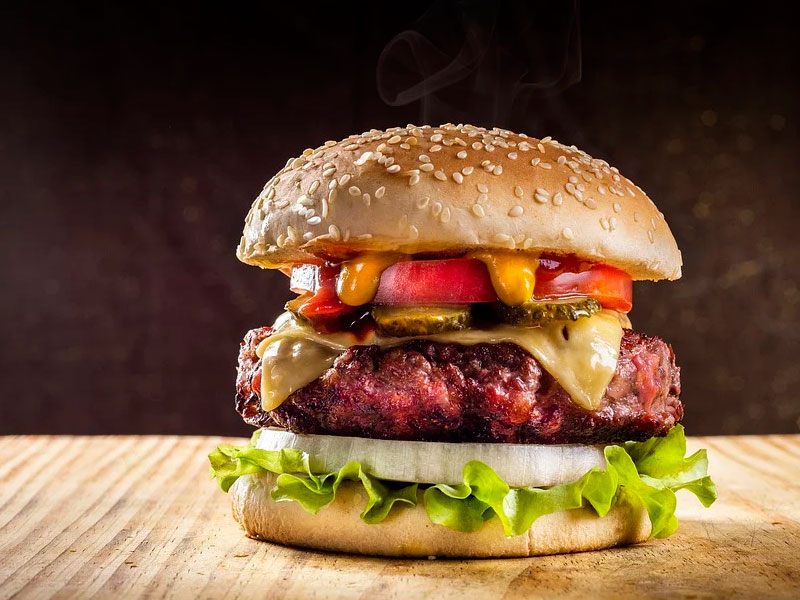 La hamburguesa perfecta en Carnicería Félix Gonzalo
