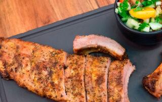 Cortes de la carne de cerdo - Carnicería Félix Gonzalo